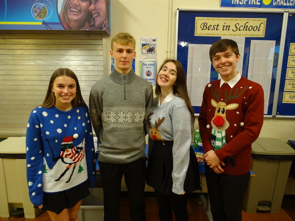 test Twitter Media - Christmas Jumper Day at Castlebrook!  #castlebrookchristmasjumperday https://t.co/zlvhzJQdKw