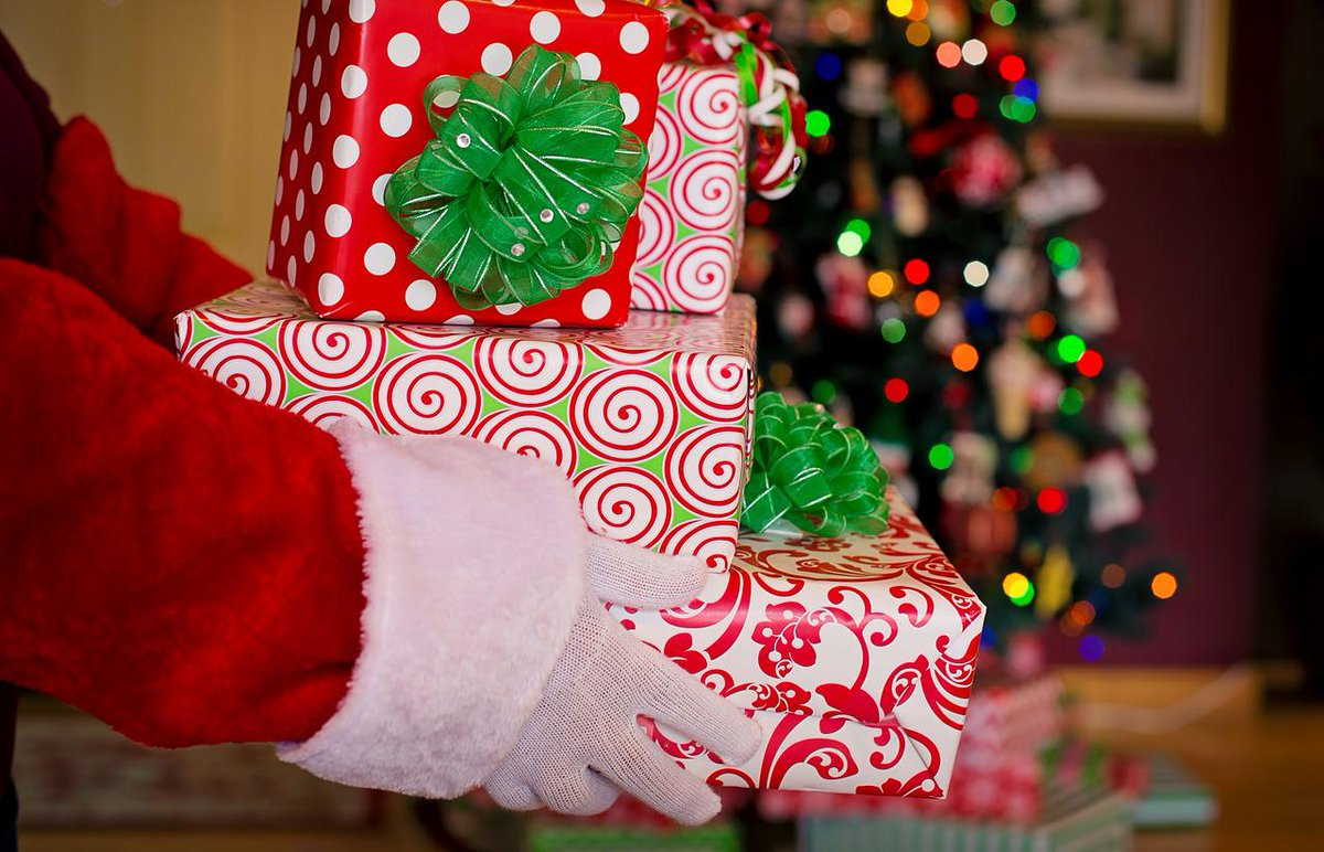 Новогодний подарок на 1000 рублей
