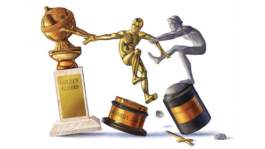 Golden Globe, SAG Award noms reveal disruption of Trump era in Oscar race