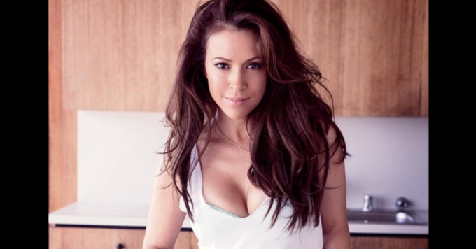 Celebrate Alyssa Milano\s Birthday With Her Hottest Shots of All Time