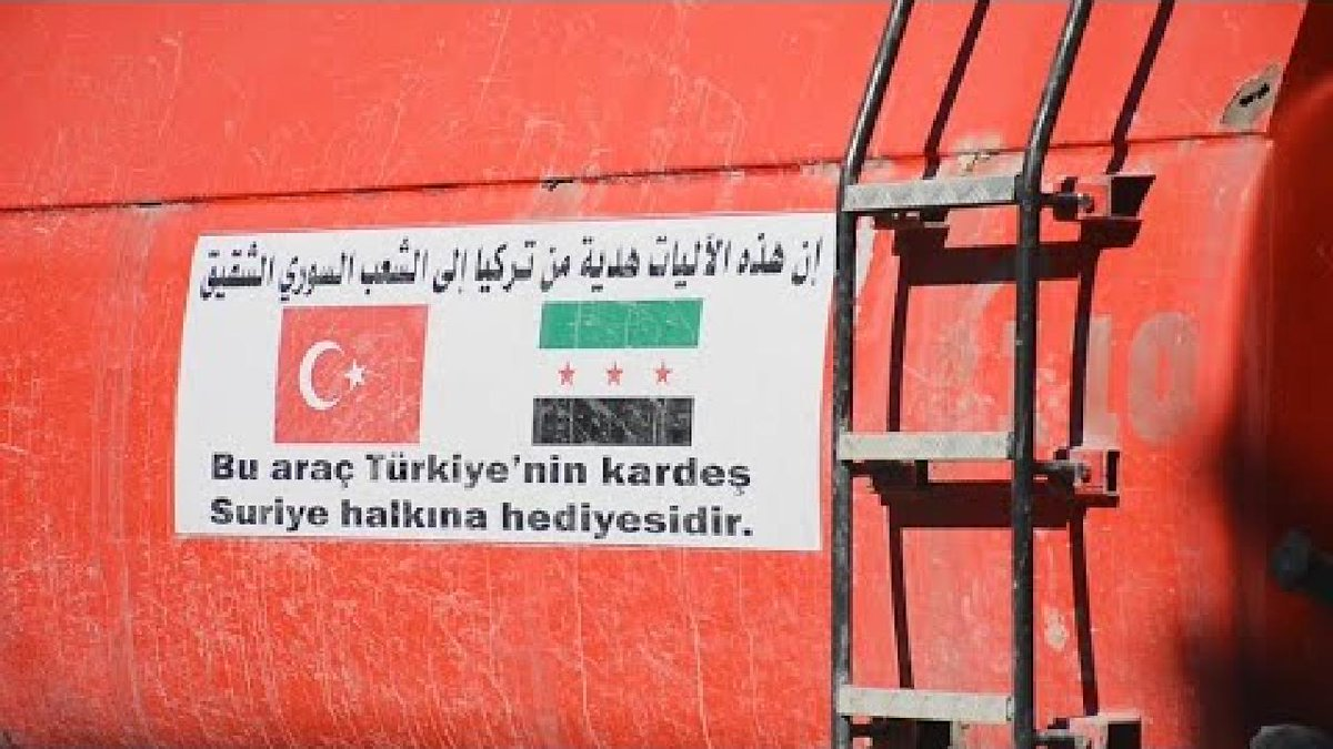 ?? Turkey helps rebuild northern Syrian city of Jarablus