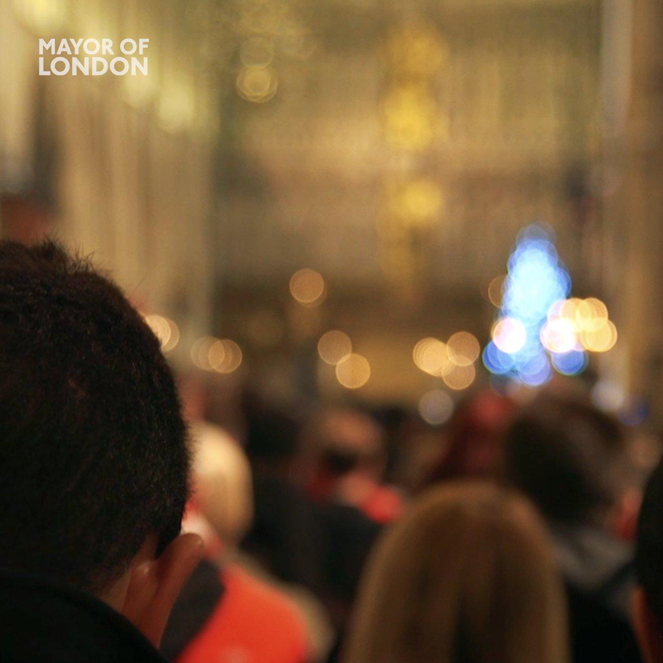 Thank you @SouthwarkCathed for a wonderful GLA Christmas Carol Service last night. https://t.co/bJUoNwUQ2S