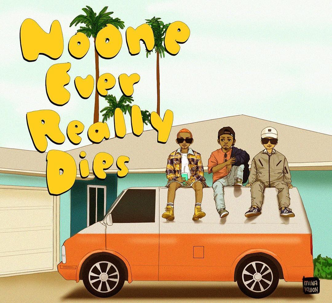???????????????????????? @MINAKWON #NOONEEVERREALLYDIES @NERDarmy New Album out now! https://t.co/869irwAUsa