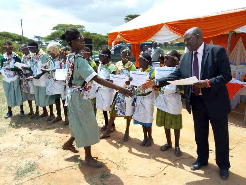 600 girls educated on criminal cut, as community talks gain support in Samburu