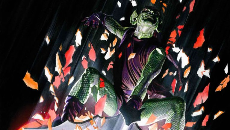 .@Marvel teases the return of the Green Goblin in 'Amazing Spider-Man' comic