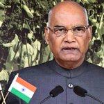 Telugu The Language Of Indian Soft Power: President Ram Nath Kovind