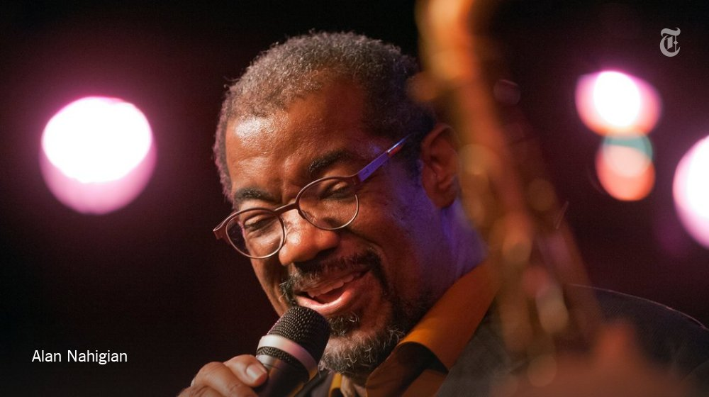 Kevin Mahogany, masterly jazz singer, is dead at 59 https://t.co/wwZSVaXSJb https://t.co/y4Db6DrbjY