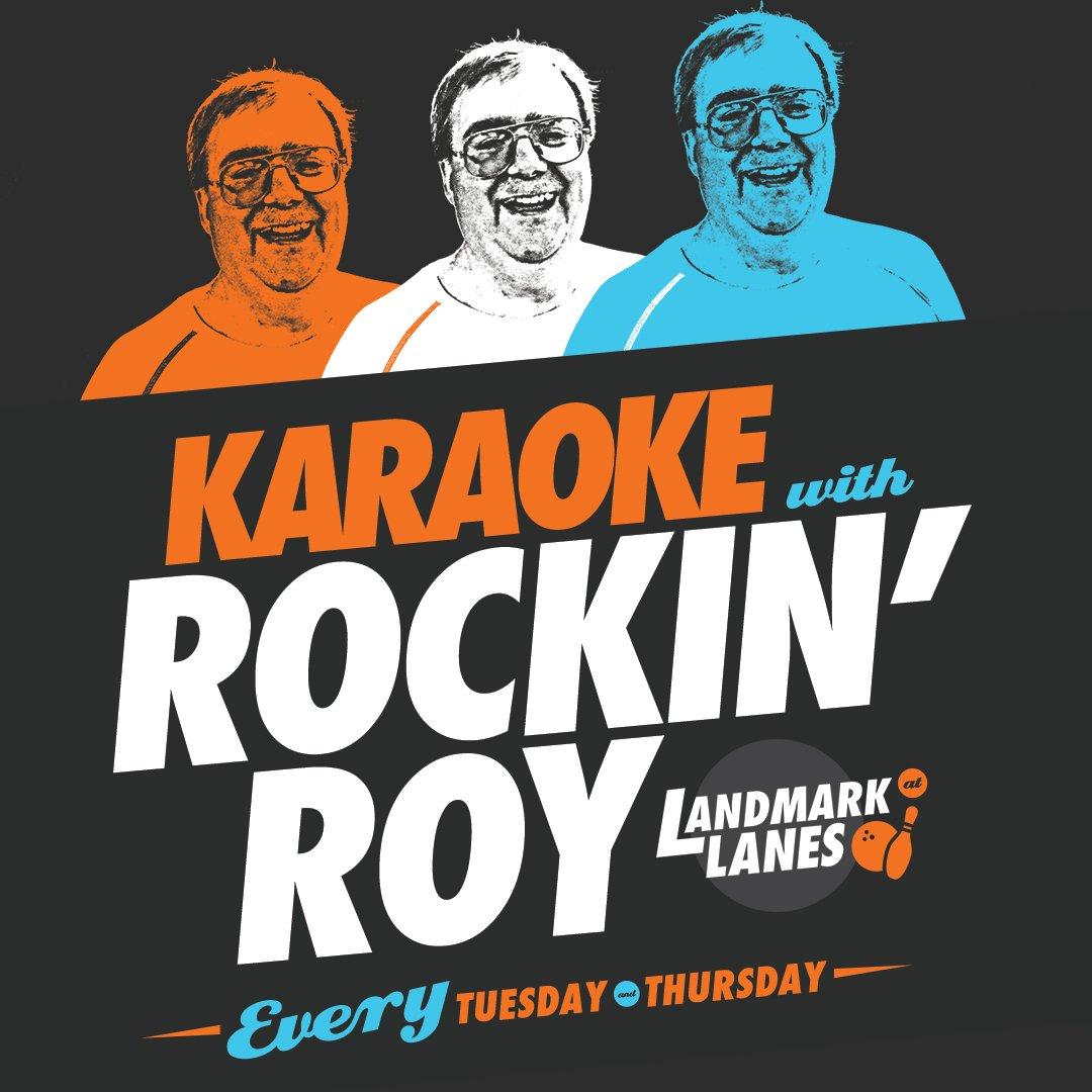 RT @landmarklanes: Favorite song to karaoke to? GO! https://t.co/jZI0ilNUlL