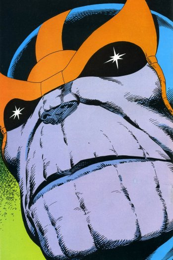 Thanos creator cuts ties with @Marvel Comics after clashing with