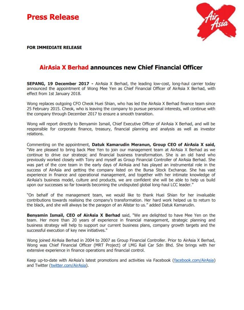 airasia financial analysis