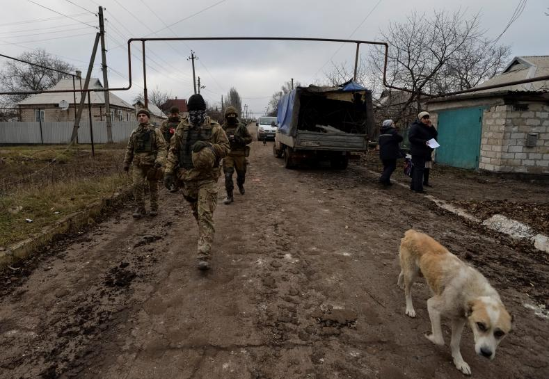 Fighting in eastern Ukraine worst since February: OSCE