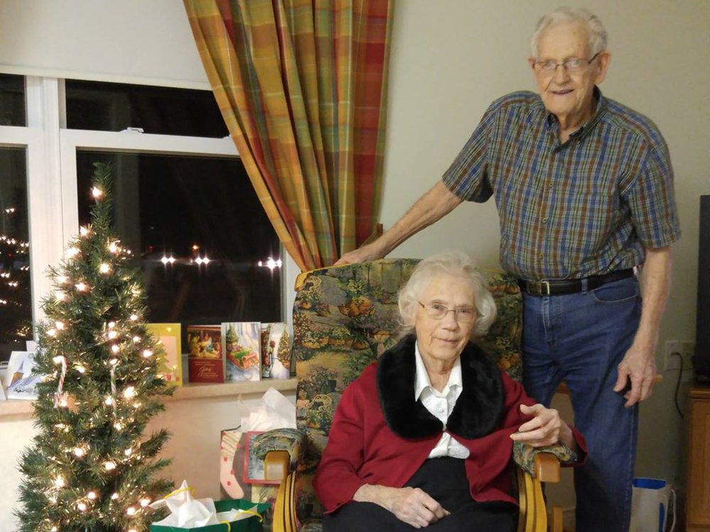 Days before Christmas, officials separate New Brunswick couple together for 73 years