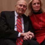 John Dingell hospitalized after fall: 'Glad I'm not a horse'