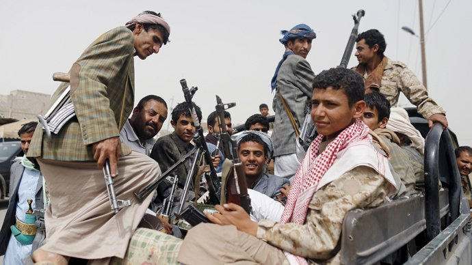 Iran denies arming Yemen rebels after Saudi accusations