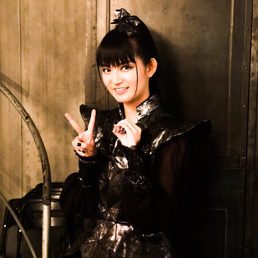Happy 20th Birthday SU-METAL!! #BABYMETAL https;//t.co/mV7nHf5wHL