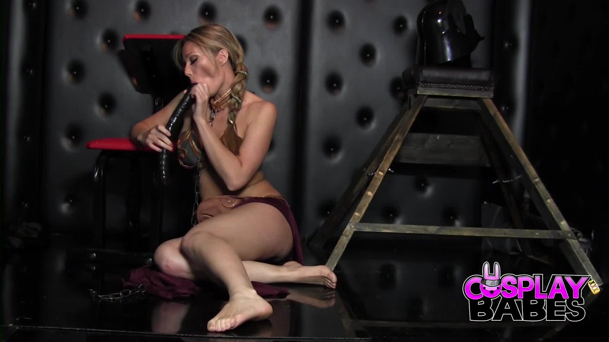 Just sold! Get yours! Make princess leia your slave. Get yours here hvb14ps9Jv