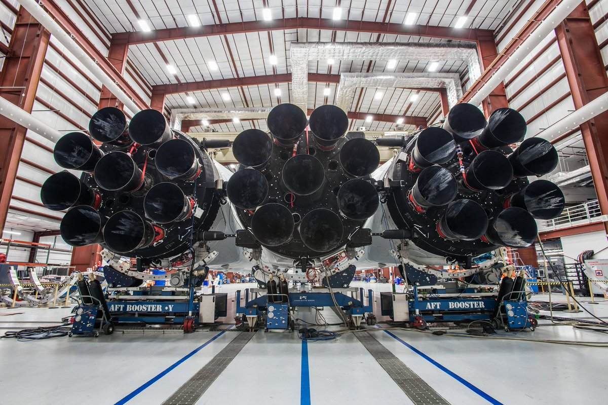 test Twitter Media - RT @elonmusk: Falcon Heavy at the Cape https://t.co/hizfDVsU7X