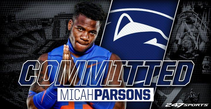 Micah Parsons
