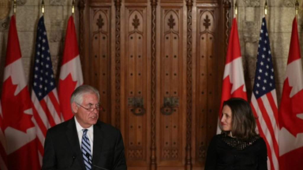 Canada, US to host N. Korea crisis talks in January