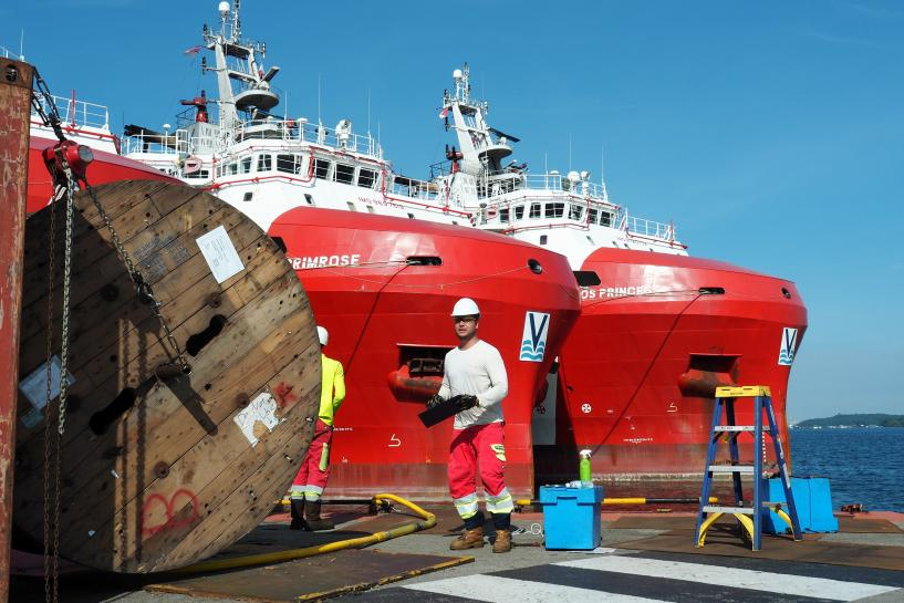 Offshore oil searches are coming back to fashion - just not in Asia