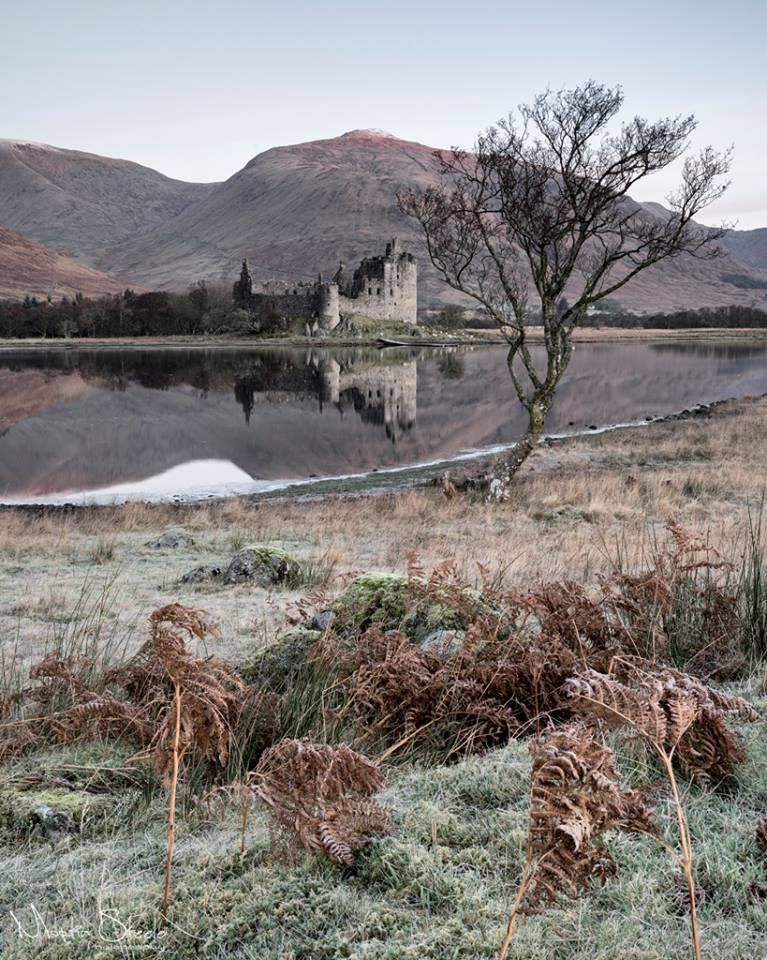 When Jack Frost visits Loch Awe ��❄ ��❄ �� FB/Martin Steele Photography #LochAwe #KilchurnCastle #WildAboutArgyll https://t.co/uApsxa6MYW