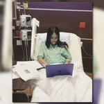 Missouri woman completes college finals while in labor