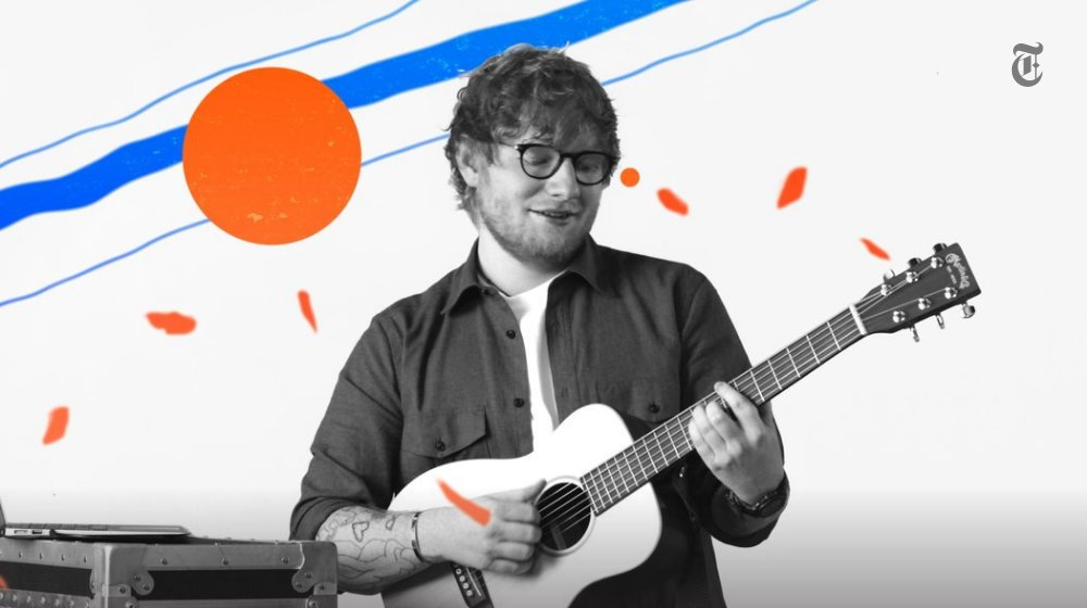 How Ed Sheeran made 'Shape of You,' the most-streamed track of 2017 https://t.co/8p2VrEFRVS https://t.co/ikSnBxzEKm