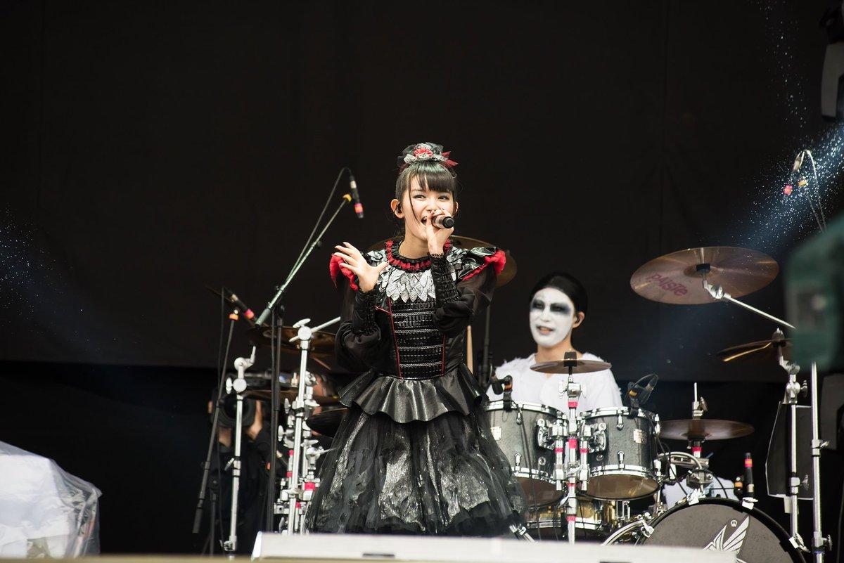 Happy Birthday SU-METAL! 🤘🤘Bring on @BABYMETAL_JAPAN at #DL2018! 🦊 https;//t.co/s61yQ3iW2H