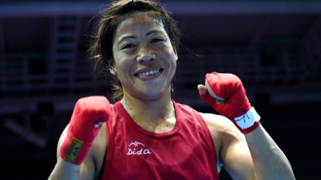 India's Magnificent Mary driven by Ali in bid for more boxing gold