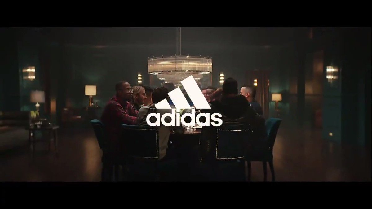 Calling all Creators. #HereToCreate @adidas https://t.co/GOOTGMQLEl