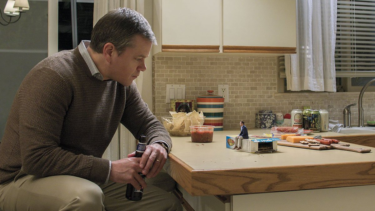 How Downsizing poached Matt Damon from 'Manchester by the Sea'