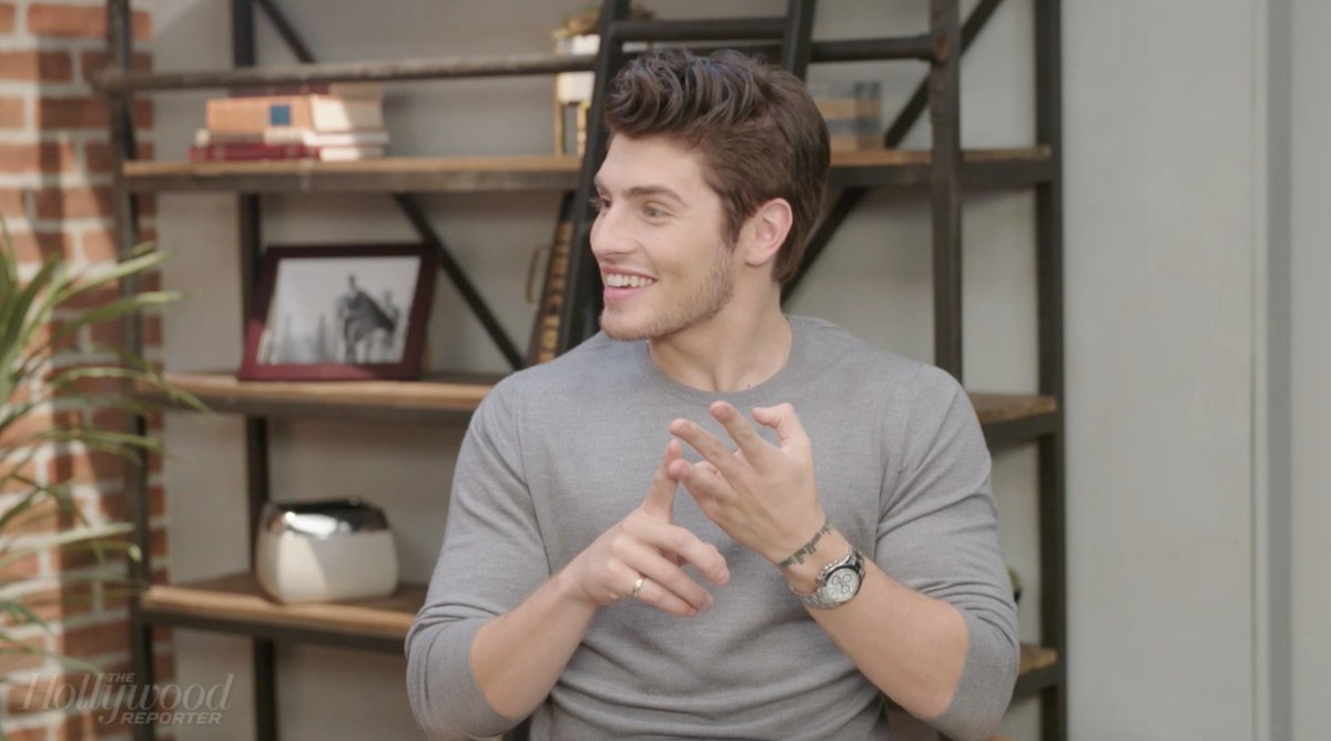 Watch: @GreggSulkin is in studio talking all about Marvel's @Runaways