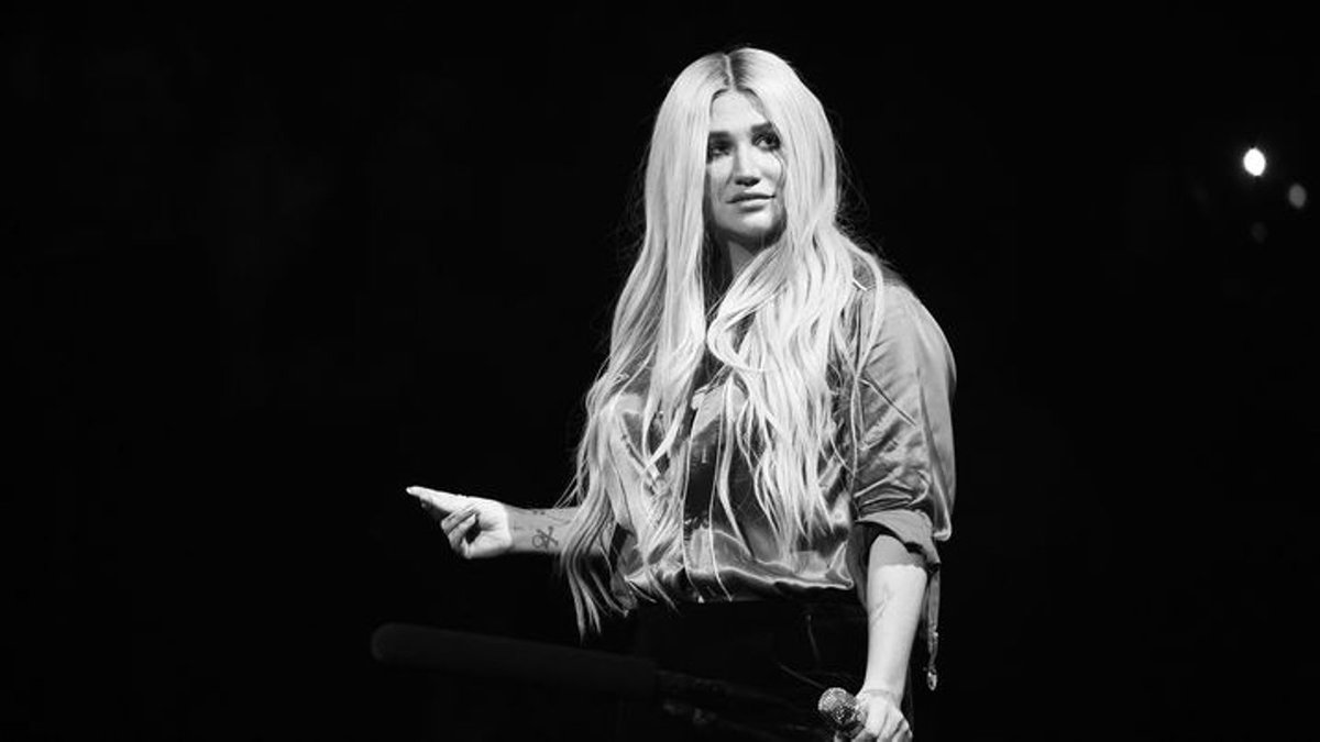Kesha's Holiday Message Is Exactly What You Need to Read