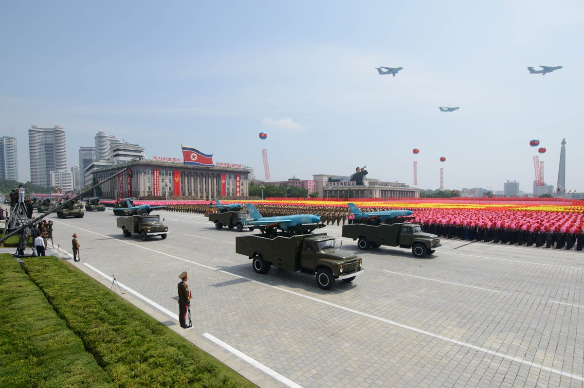South Korea could target Kim Jong Un with an army of dronebots