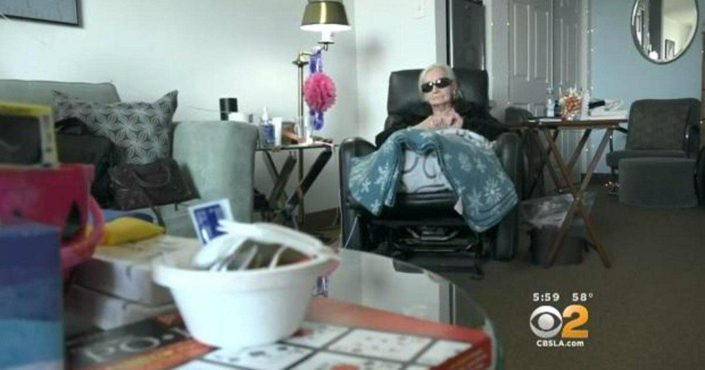 96-year-old faces Christmas Eve eviction for recording alleged caregiver neglect