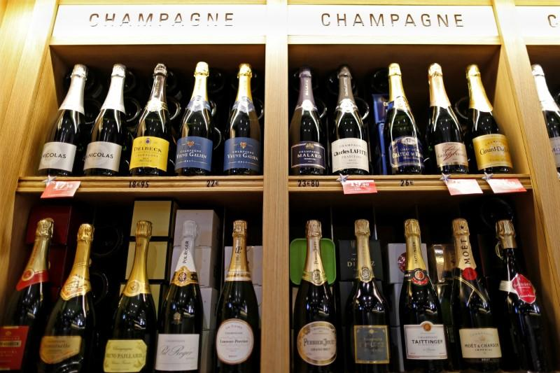 Champagne? It's all in the taste, says top Europe court