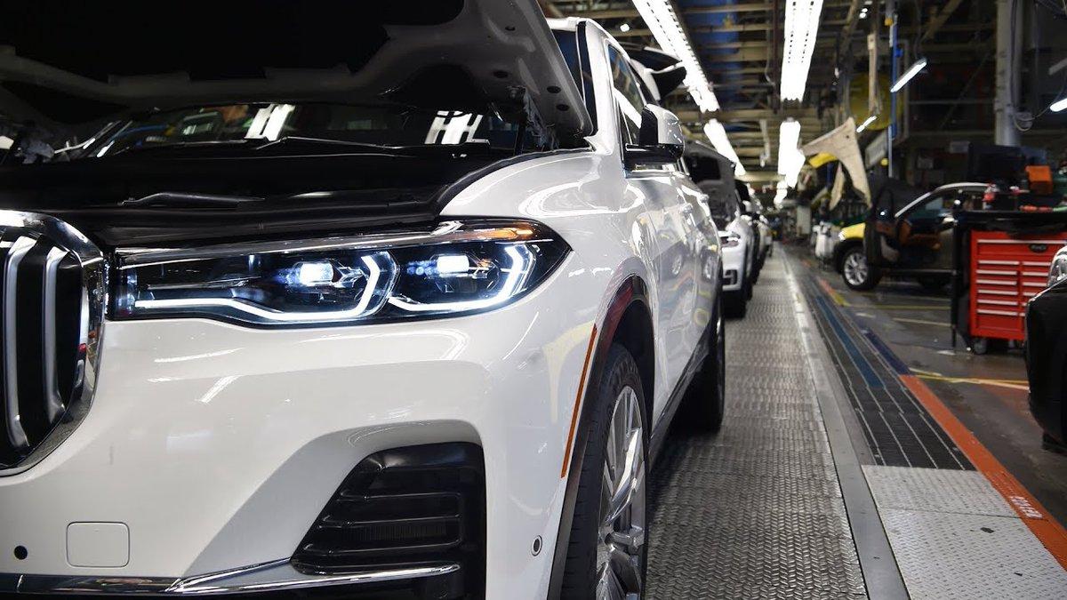 2018 BMW X7 - PRE-PRODUCTION - Dauer: 3 Minuten, 8 Sekunden
