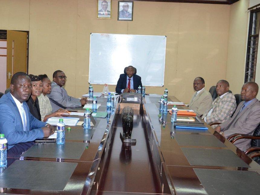 Sue Kwale, Makueni over disputed boundaries, Taita Taveta leaders told