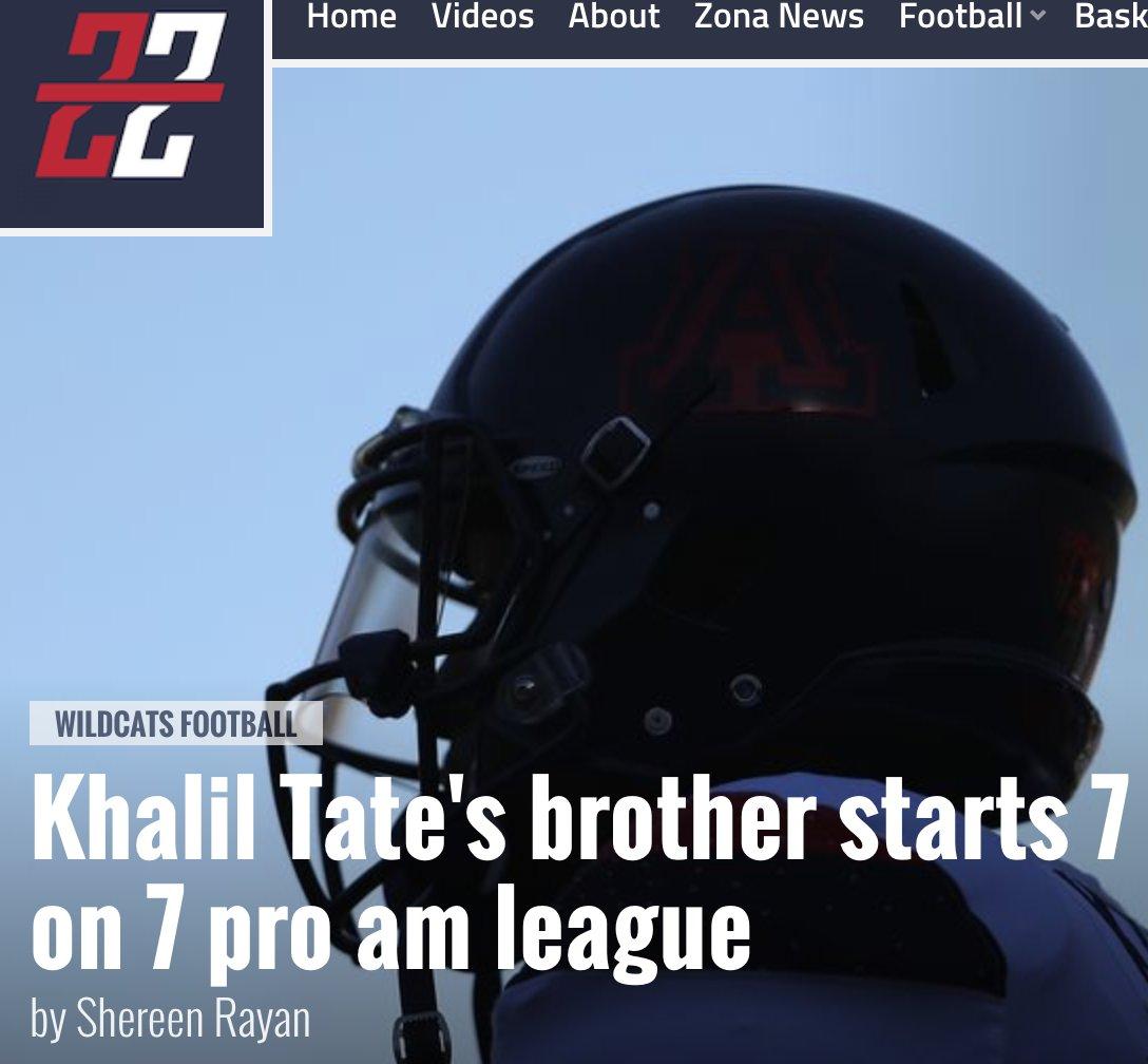 Khalil Tate
