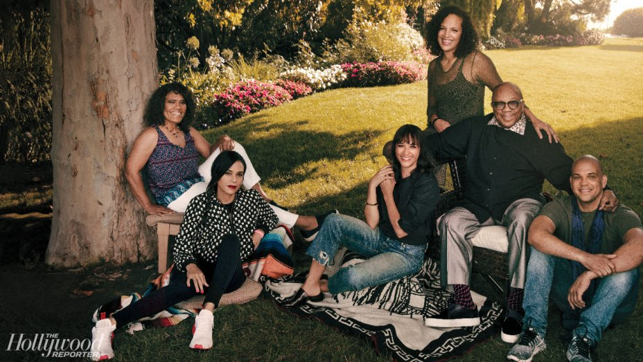 ".@QuincyDJones' kids called Michael Jackson pop-ins ""normal"" at their house"