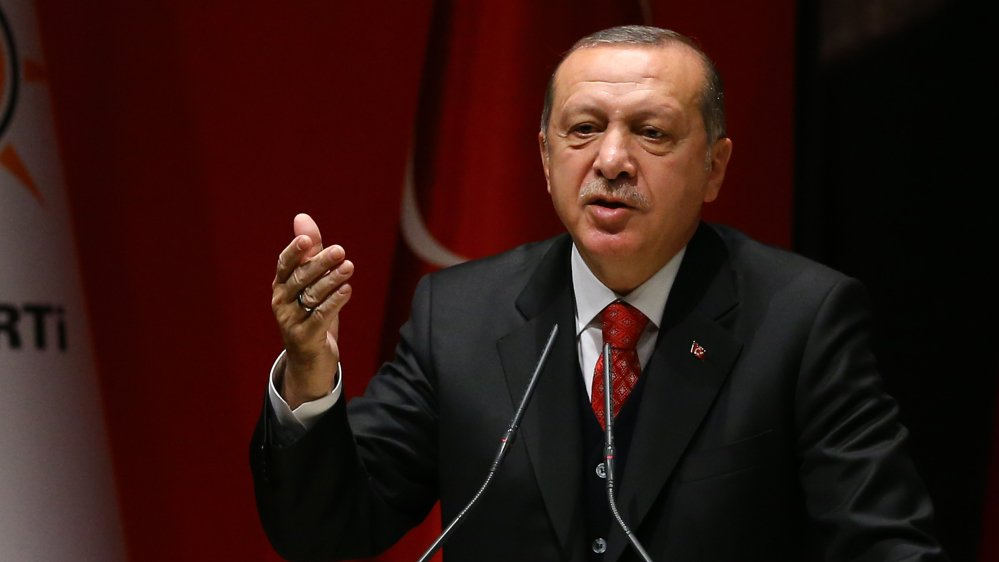 Mr Trump Turkey's democracy is not for sale, Erodgan says