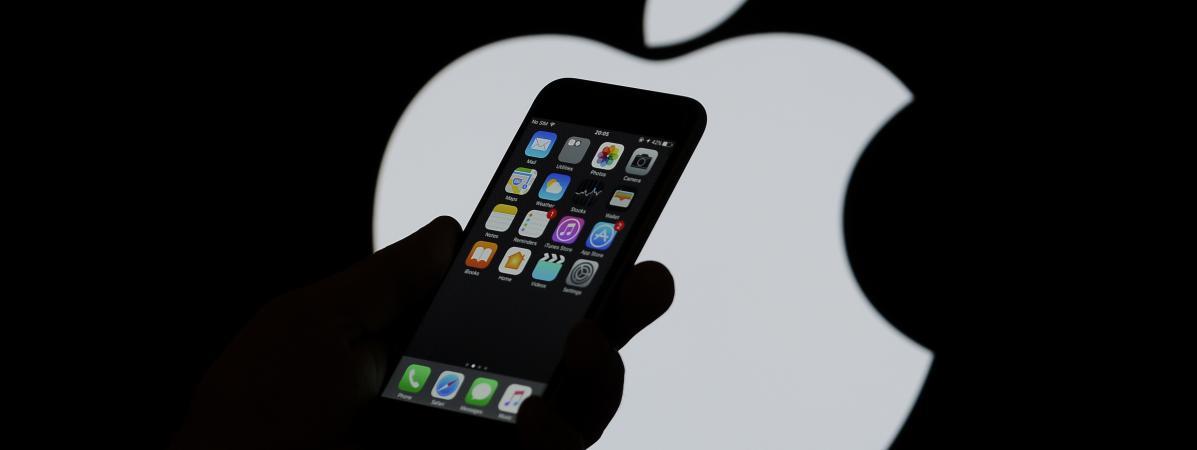 Apple reconnaît ralentir les anciens iPhone pour ne pas les endommager