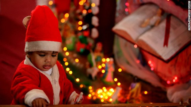 These are the gifts children around the world are looking forward to getting for Christmas