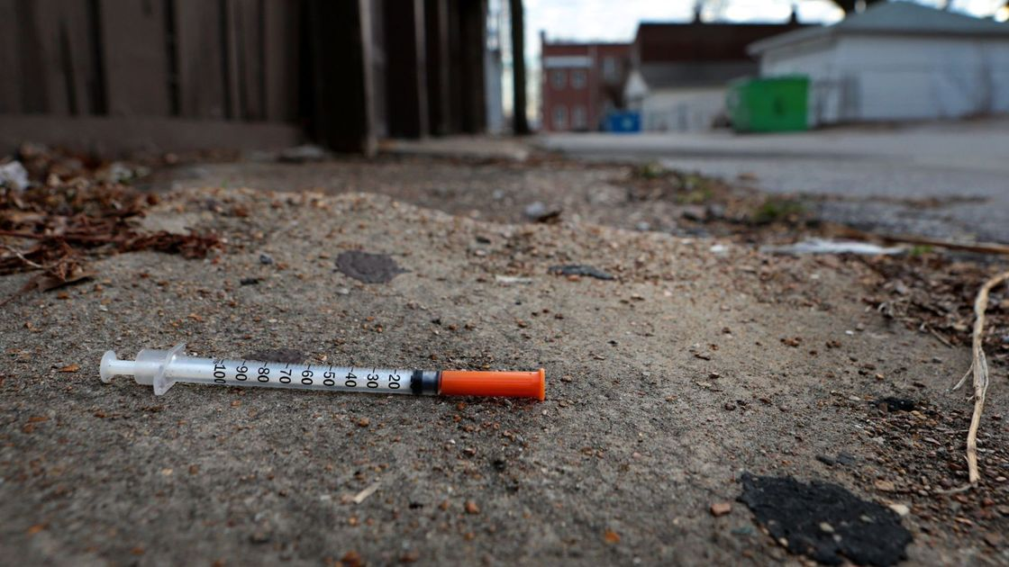 American life expectancy down for 2nd year in a row as drug overdose deaths soar