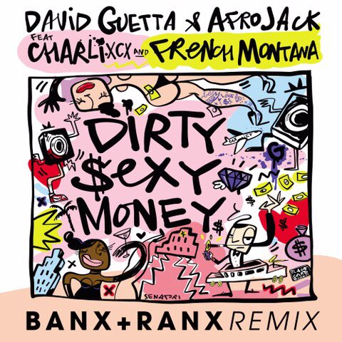 . @DavidGuetta gets a new twist with @banxnranx remix of 'Dirty Sexy Money'  https://t.co/7Mz4ds7rgr https://t.co/8O1ApmedxT