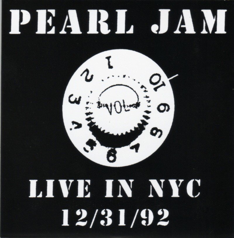 25 years ago today, #PearlJam rocked New York City on New Years Eve! https://t.co/hEQS1orSHy