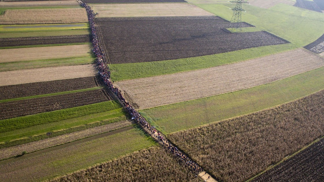 Climate change predicted to drive more migrants to Europe