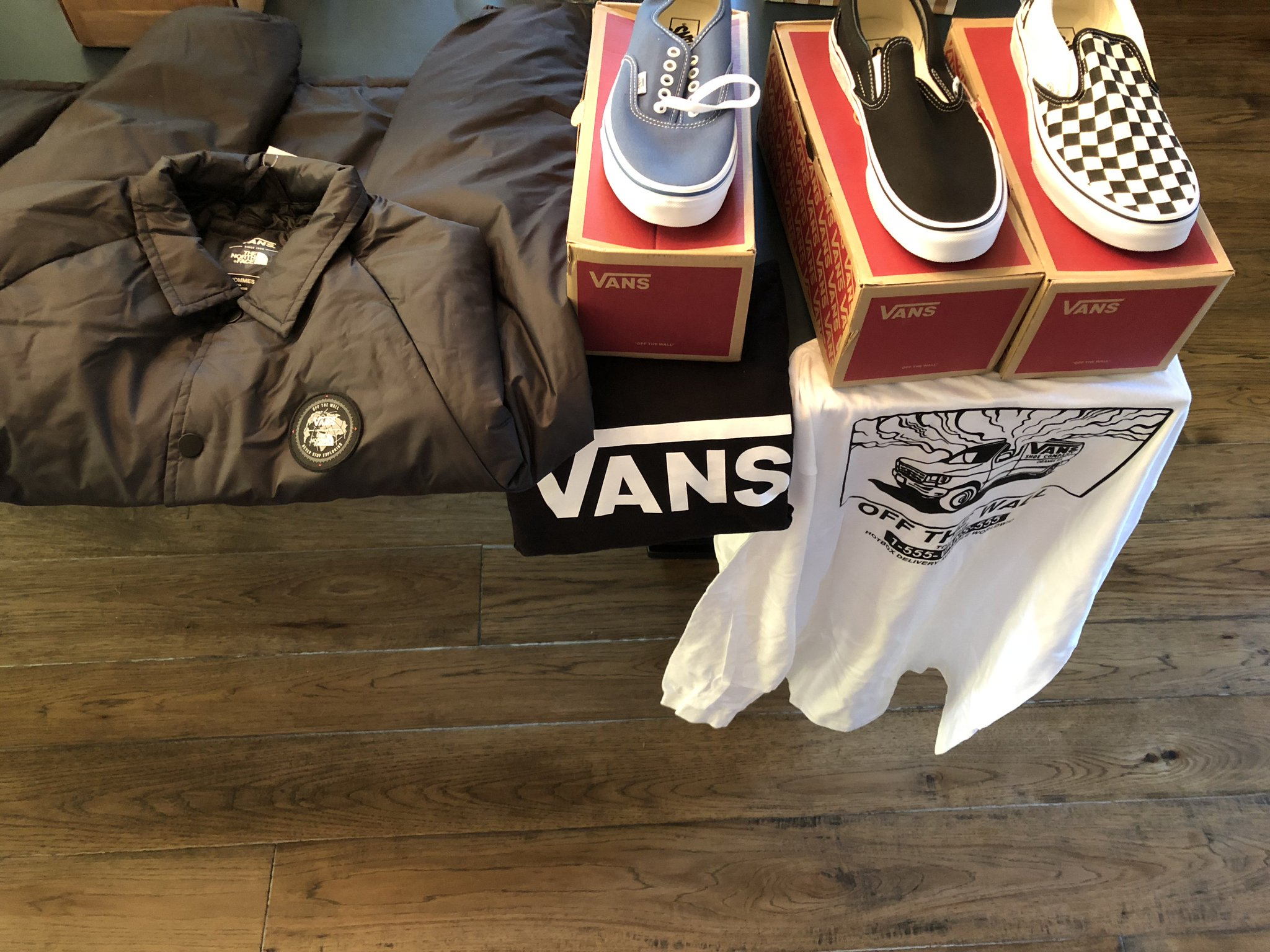 thank you for the resuply @VANS_66 ゚ᄂル゚マᄑ゚ᄂル゚マᄑ゚ᄂル゚マᄑ゚ᄂル゚マᄑ゚ᄂル゚マᄑ゚ᄂル゚マᄑ https://t.co/oF2fmaxvOv