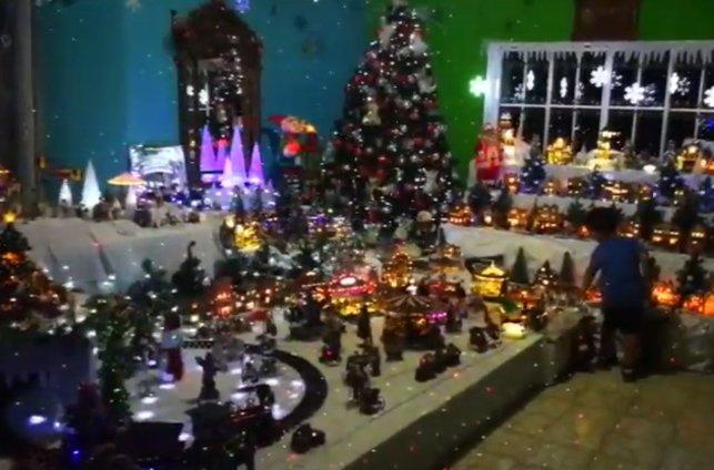 b23a329b4a3 Video ¿una villa navideña en apastepeque  ¡conoce este mundo mágico en  miniatura! - scoopnest.com