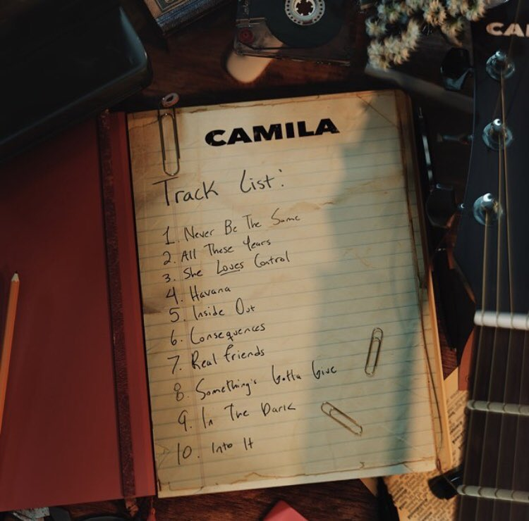 22 DAYS #CAMILA https://t.co/DZ0z7gxAjL https://t.co/4Ifg5nQSim